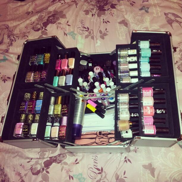 Nail Art Storage Case